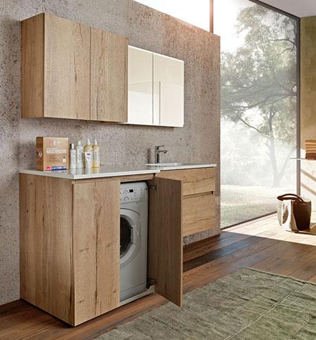 Badmobel Mit Waschmaschinenschrank.Badmobel Programm Groove Die Anmutigste Verbindung Von Bad Und Mobel